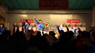 2012-12/24 lyrical school LIVE@大宮ステラタウン.