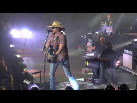 Jason Aldean - Take A Little Ride LIVE
