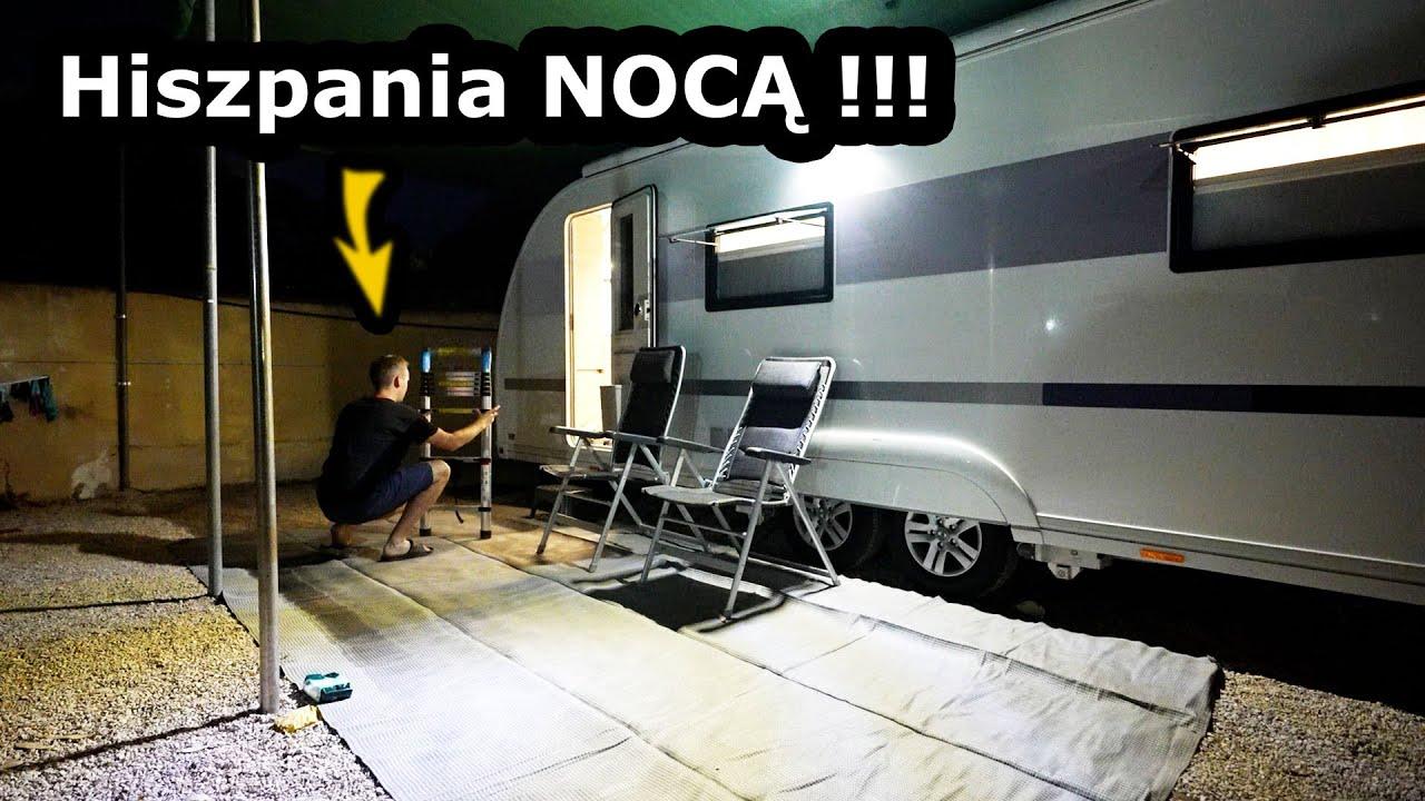 Download Pierwsze dni w Hiszpanii !!! - Rozkładam Przyczepę Kempingową na Campingu i walczę z mrówkami ! #602