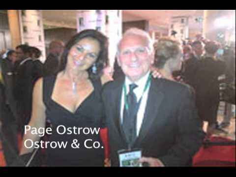 Ostrow and Company - Page Ostrow
