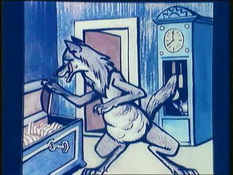 der wolf und die sieben geißlein - youtube