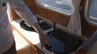 Cantia 28' Cabin Cruiser