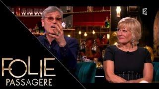 Catherine Ceylac et Tcheky Karyo face aux mots de Thomas Nucci - Folie Passagère 04/05/2016