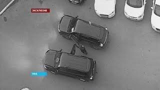 Уфимского мажора на внедорожнике задержал начальник ГИБДД республики(Официальный сайт ГТРК
