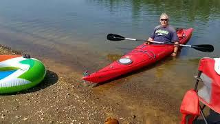Van Life; Kayaking On The Deschutes Arm At Wikiup Reservoir, OR