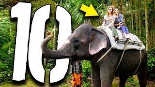 10 atrakcji turystycznych, których należy unikać [TOPOWA DYCHA]