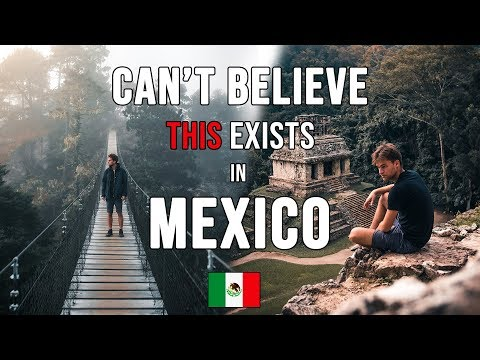 Top 17 Coolest Places to Visit in Mexico 🇲🇽| Can't Believe They Exist!