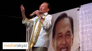 Anwar Ibrahim: Nama Saya Anwar Sultan Kiram Sulu !!!
