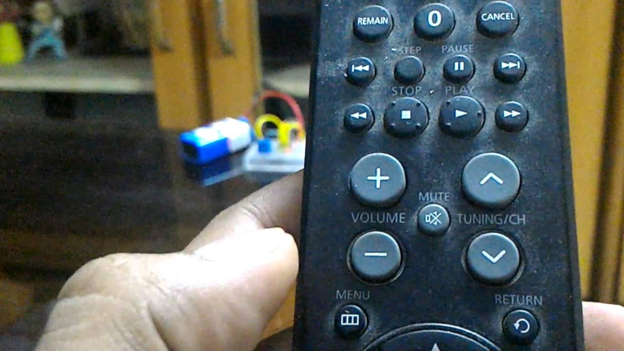 Tv Remote Control Jammer Circuit