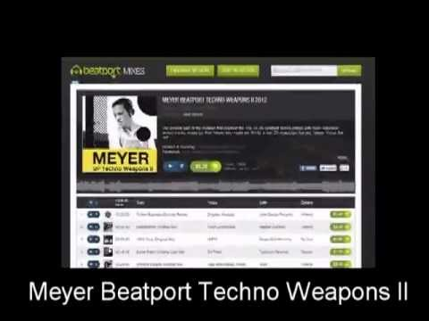 Best mix Top 6 Beatport - Meyer Beatport Techno Weapons II (Teaser)