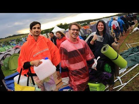Das etwas andere Aftermovie vom Southside Festival 2016 | DASDING