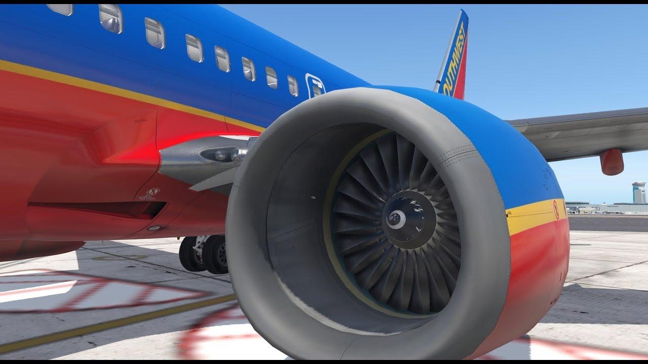**B737-700 Ultimate** |Texas Two Step | KDAL - KAUS - KCRP - KAUS | X-Plane  11