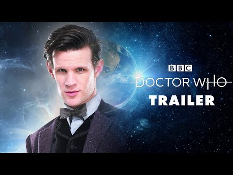 Doctor Who: Season 33 Part 2 (Series 7) - TV Launch Trailer (2013)