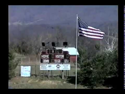 1998 Football Powell Valley High School - Giles High School Football State 11-28-98