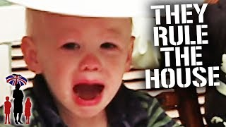 Dad Finally Gets an Apology from His Son | Supernanny thumbnail