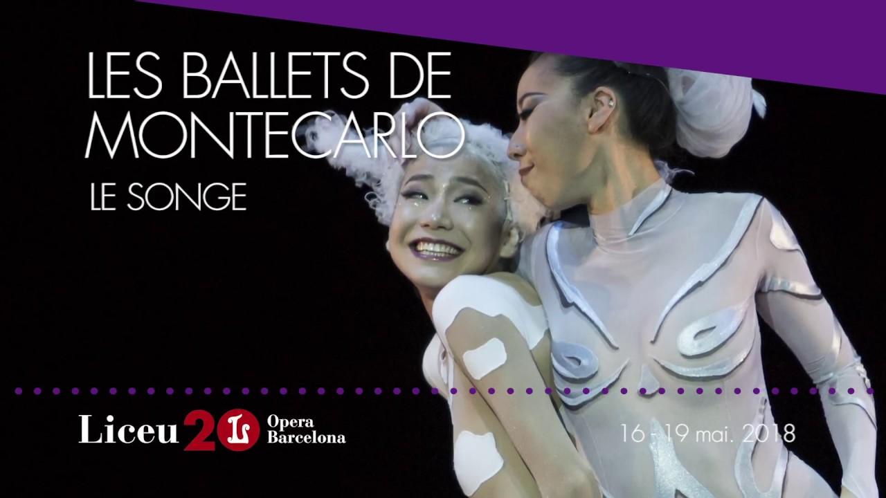 Resultat d'imatges de LE SONGE, Les Ballets de Montercarlo