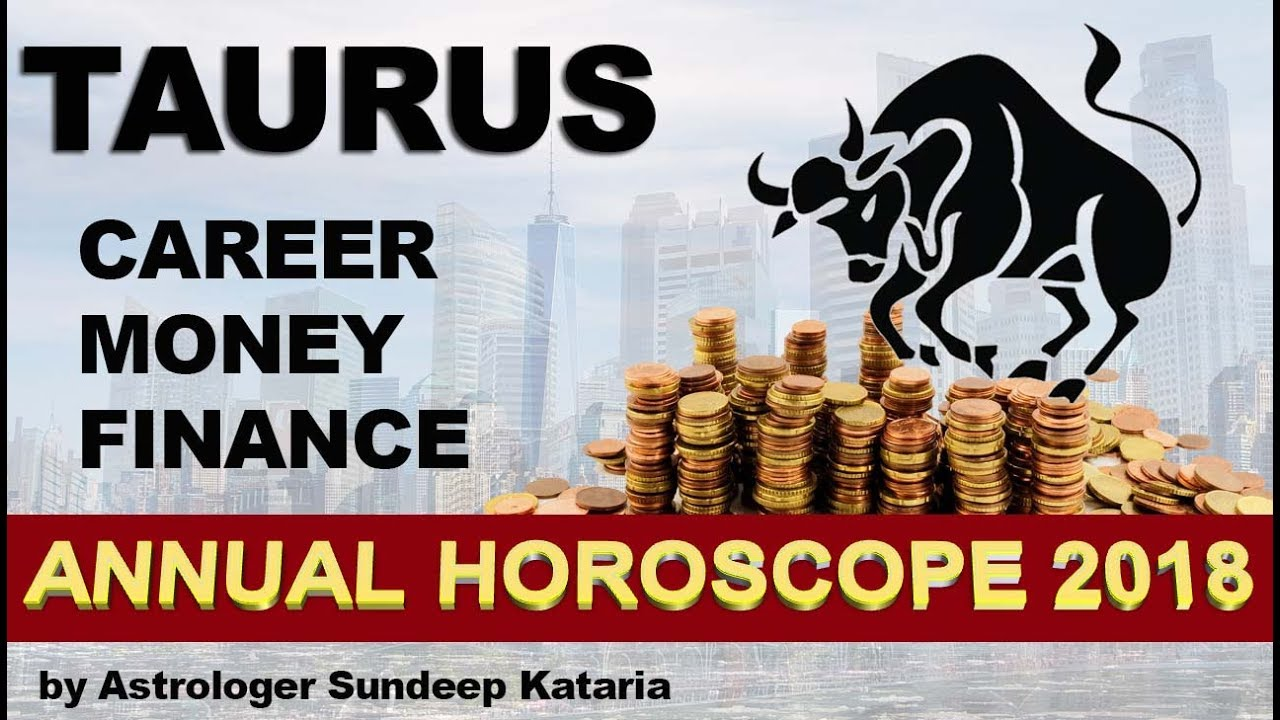 taurus career and money horoscope