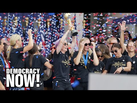 The U.S. Women's Soccer World Cup Win Was a Victory for Title IX & the Fight for Equal Pay