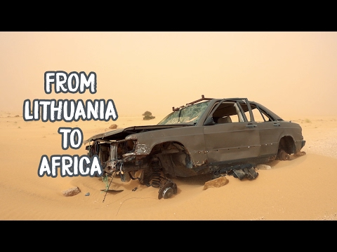 From Lithuania to Africa PART 2
