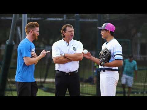 Hall of Fame Pitcher Trevor Hoffman: Diamond Kinetics PitchTracker Smart Baseball | Perfect Game