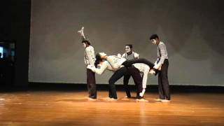 Best Mime Ever on AVOID Drink and Drive & Please Give Eye  Group 10 | Classic HD