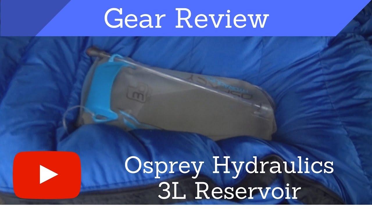 Blue Osprey Hydraulics 2 L Water Hydration Reservoir