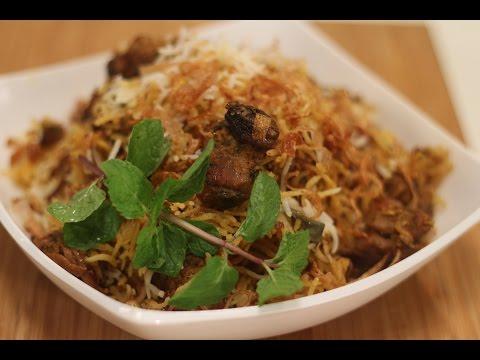 Mutton Biryani | 5 Best Biryanis With Chef Anupa | Sanjeev Kapoor Khazana