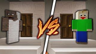 Granny vs Baldi เปิดประตูไหนดี ถึงรอดตาย (บ้านกับดัก)