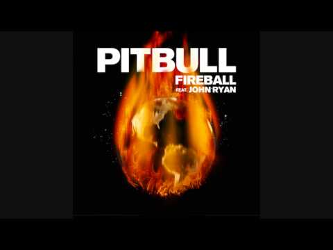 Pitbull - Fireball ft. John Ryan (Instrumental)