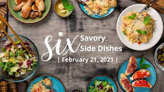 Canonsburg UP Church | February 21, 2021 | Six Savory Side Dishes
