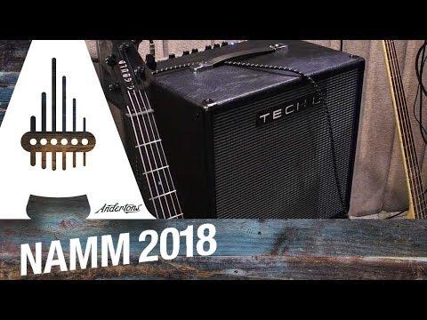 Tech 21 - NAMM 2018