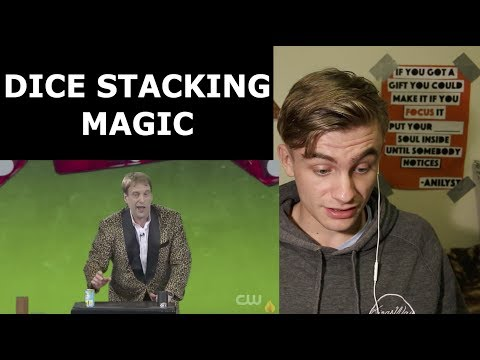Magician REACTS to Steve Marshall on Fool Us