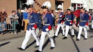 Schützenfest in Gustorf 2015 [Großer Festzug zum Festzelt] am Sonntag