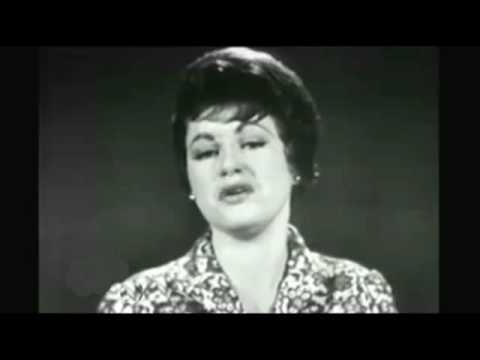 PATSY CLINE - Loose Talk (Live on Stage) Great Guitar Too!