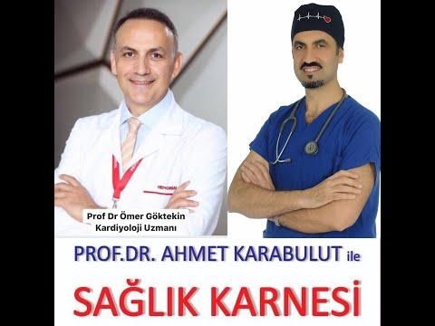 PERİFERİK (KAROTİS, KOL, BACAK) DAMAR HASTALIKLARI- PROF DR ÖMER GÖKTEKIN - PROF DR AHMET KARABULUT