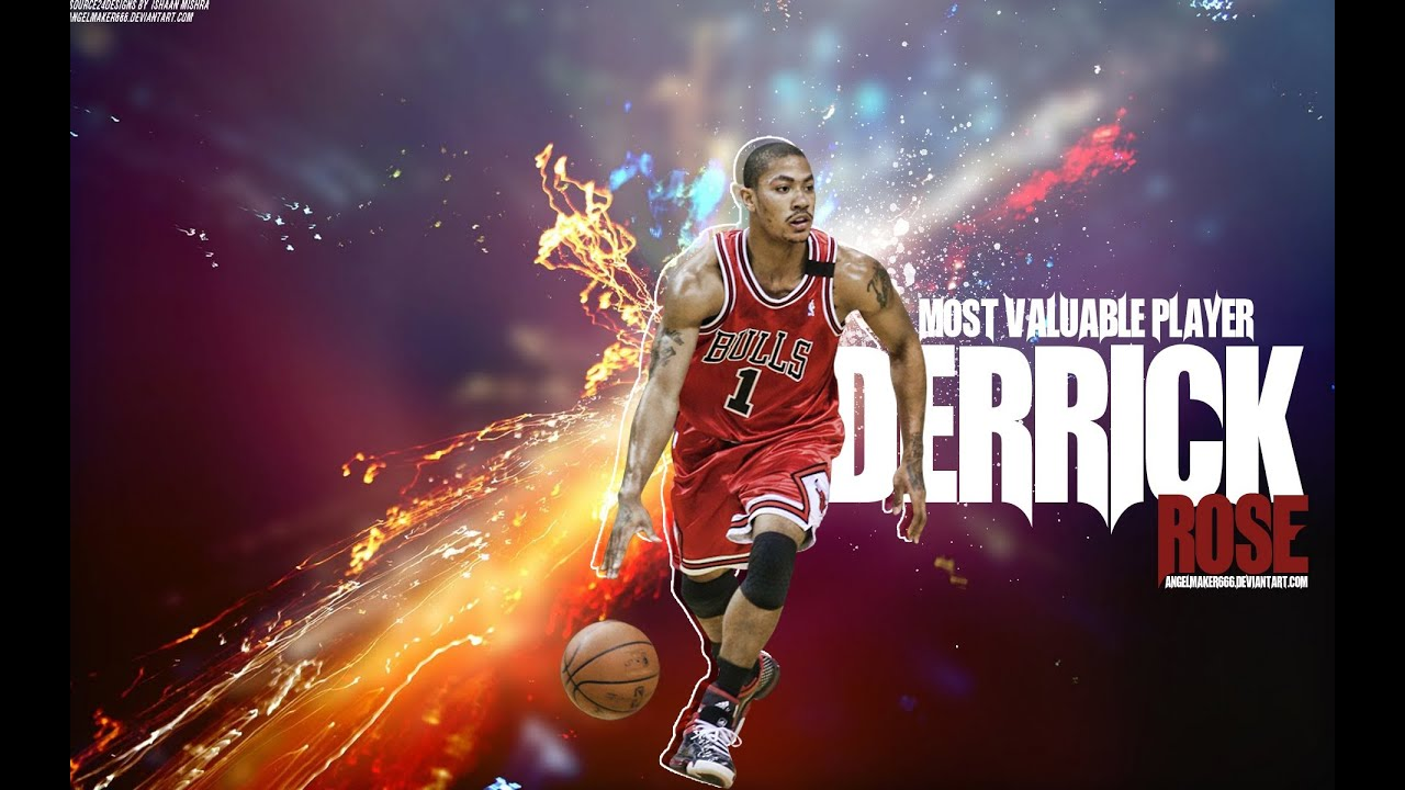 Derrick Rose Forever Feat DJIG Mix Nows My Time