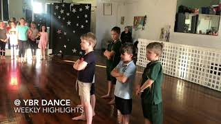 Snippets of most classes @ YBR Dance Newtown