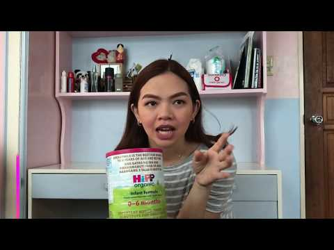 HiPP Organic Milk Video Review (by The Pinay Mom)