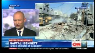 Video Bennett to CNN: We will continue until we disarm Hamas download MP3, 3GP, MP4, WEBM, AVI, FLV Juli 2018