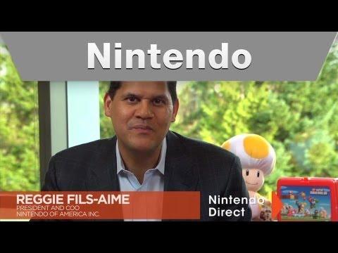 Nintendo Direct - December 5, 2012