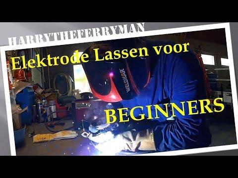 Populair Elektrode Lassen Hoe Doe je Dat deel 1!!! - YouTube VY26
