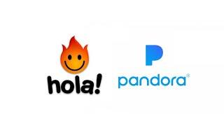 Como usar o Pandora Radio - Fora dos EUA - USA - Hola