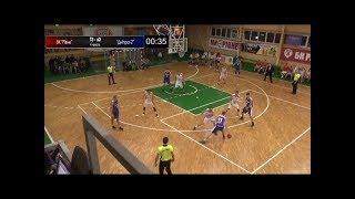 Баскетбол Рівне - Дніпро- 2