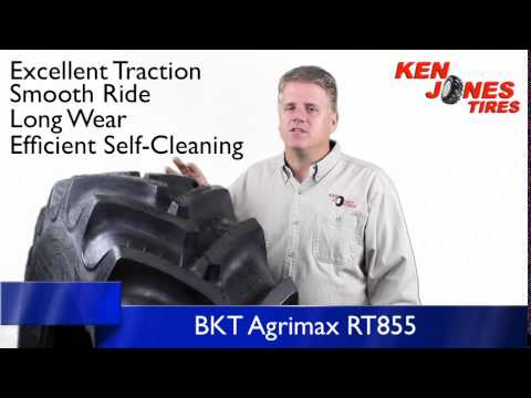 BKT AgriMax RT855 Review | Buy Now | CALL 1-800-225-9513