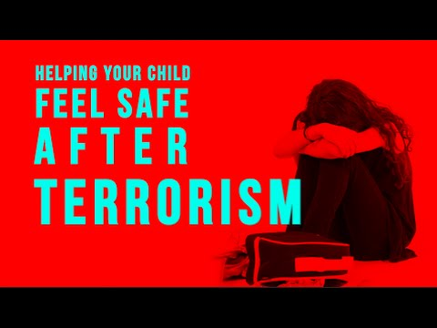 Talking to Kids About Terrorism can be Difficult