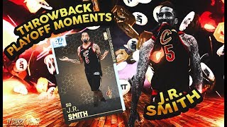 DIAMOND J.R SMITH GAMEPLAY! YOU NEED TO GET HIM NOW BEFORE HIS VALUE GOES UP! NBA 2K19