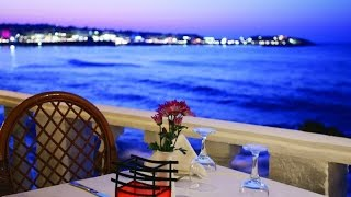 Греция. Крит. Самые недорогие отели(Бюджетные отели Крита: как недорого отдохнуть в Греции. Обзор отелей: Palmera Beach Hotel 3* (Херсонисос, Крит), Zervas..., 2015-04-22T12:41:42.000Z)