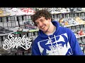 Jack Harlow Goes Sneaker Shopping With Complex