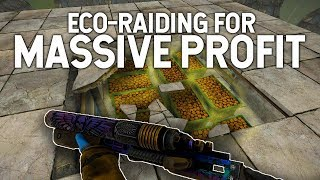 ECO-RAIDING FOR MASSIVE PROFIT - RUST