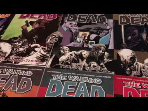 The Walking Dead Trade Paperback 1-26 Review